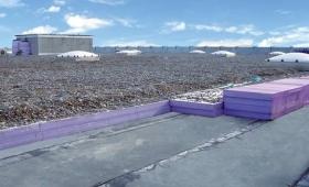 couvreur toit plat gravier
