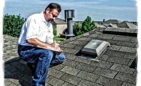 inspection de toiture bardeau