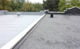 couvreur toit plat montreal