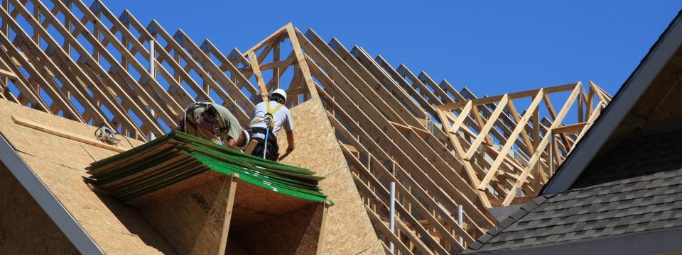 structure de toit montreal